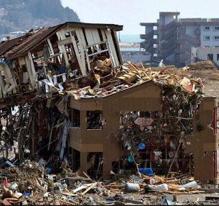 Japan Earthquake Damage
